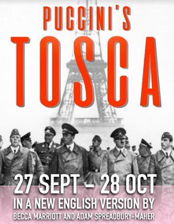 The fabulous Michael Georgiou sings Tosca